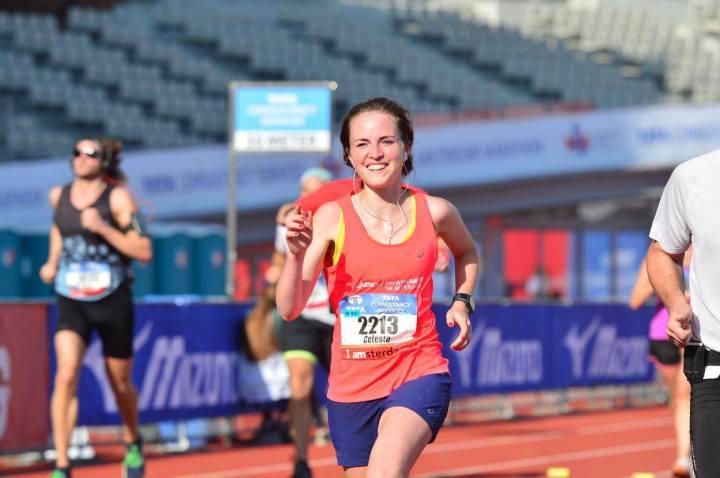 Raceverslag TCS Amsterdam Marathon2017
