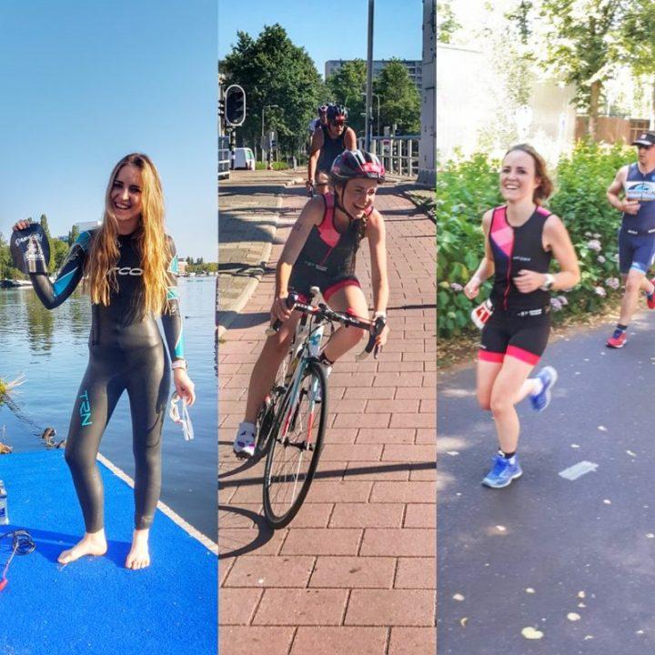 Raceverslag Olympische Afstand Triathlon inAmsterdam.