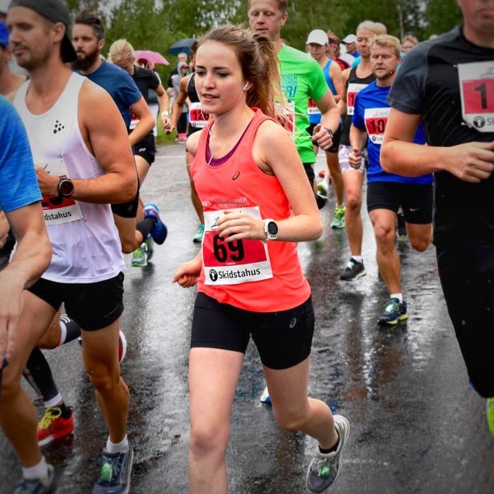 Reizen, rennen, winnen! Race- en reisverslag 1/2e Höga Kusten MarathonZweden