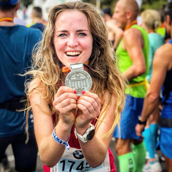 Raceverslag Berlijn Marathon2018