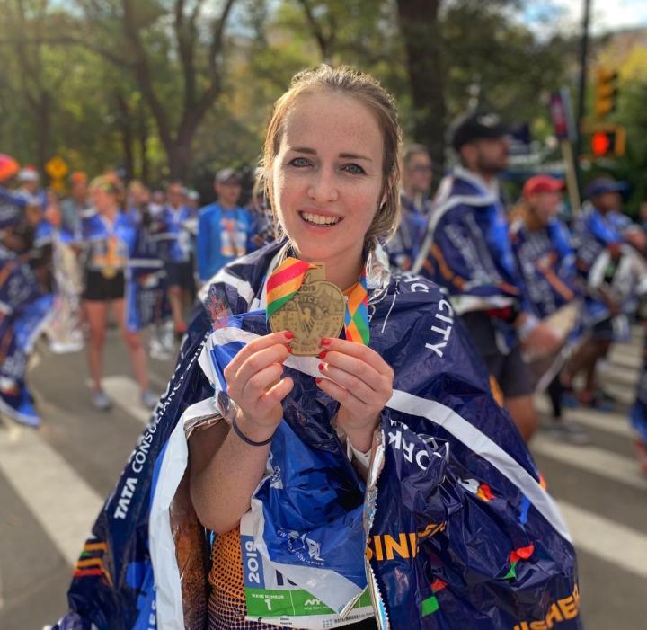 Raceverslag New York City Marathon2019