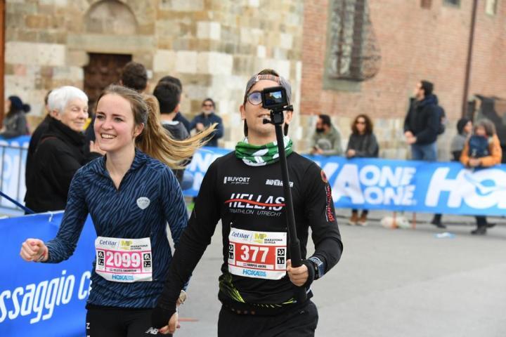Raceverslag Pisa Marathon2019